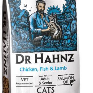 CHICKEN, FISH & LAMB DRY CAT | 2kg