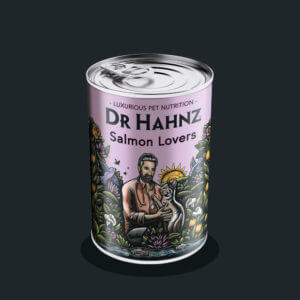 SALMON LOVERS CAT WET FOOD | 415g