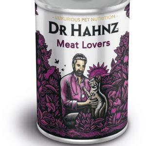 MEAT LOVERS CAT WET FOOD | 415g