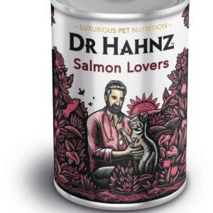 SALMON LOVERS CAT WET FOOD | 415g