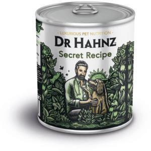 SECRET RECIPE WET DOG FOOD | 830g